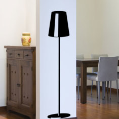 Floor Lamp Wall Decal