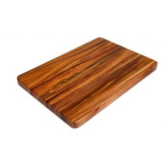 Large long grain cutting and chopping prep board