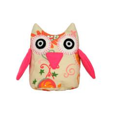 Owl toy - Spring posie