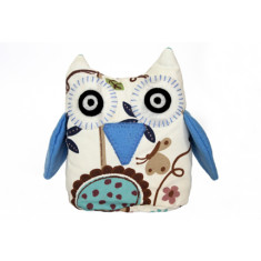 Owl toy - Bluebell Garden
