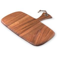 Small rectanglular paddleboard/serving board