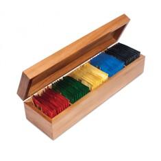 Townhouse wooden tea box