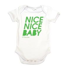 Nice Nice baby organic cotton onesie