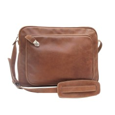 Marlon brown leather bag