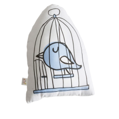 My escape birdcage play cushion