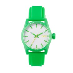 Breo Polygon Watch Green