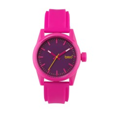 Breo Polygon Watch Pink