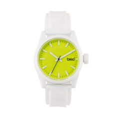 Breo Polygon Watch White