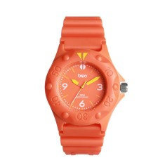 Breo Pressure Dive Watch - Orange