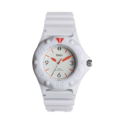 Breo Pressure Dive Watch - White