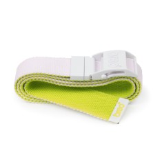 Breo Reversible Belt - White/Lime