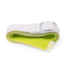 Breo Reversible Belt - White/Lime