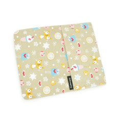iPad sleeve in soda & stars