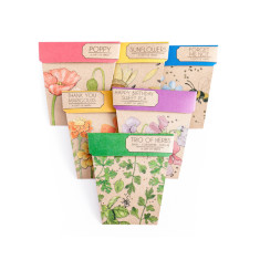 Seed gift packets (set of 6)