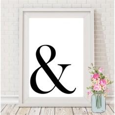 Ampersand & print