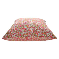Liberty of London cushion cover in Poppy