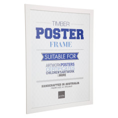 Poster frame 038 (two colours and two sizes)