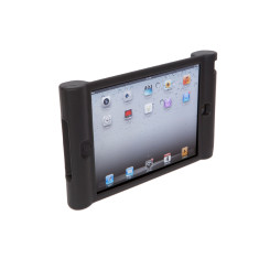 Silicone iPad mini cover in black