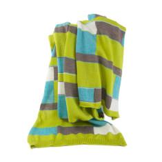 Shadow merino wool scarf