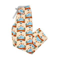 Let's Jet Around pyjama pants