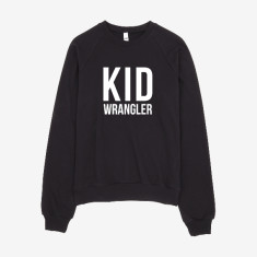 Kid Wrangler sweatshirt jumper