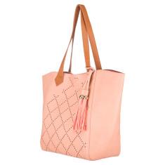 Eden vegan leather tote bag