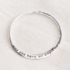 An angel by your side bracelet