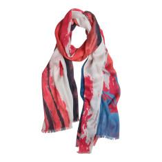 Wanderlust luxe digital print scarf