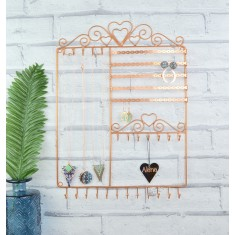 Wall Jewellery Organiser