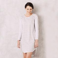Striped Monaco dress