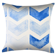 Indoor Cushion Modern Coastal