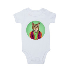 Male Cat Onesie