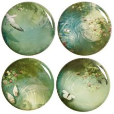 Yuan plate set