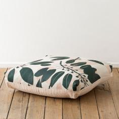 Moreton Bay Fig & Grass floor cushion