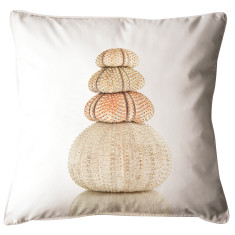 Sea urchin cushion cover