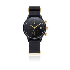 Tayroc watch TXL027 Black Nato