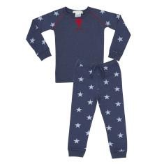 Indigo stars pyjamas