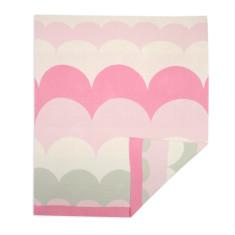 WEEGOAMIGO Knit Blanket - Rosa