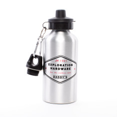 Exploration Personalised Water Bottle