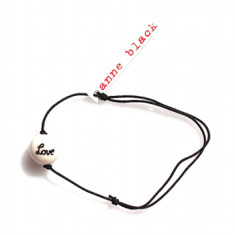 Love bracelet by Anne Black