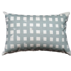 Checks cushion (various colours)