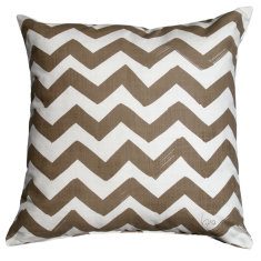 Chevron cushion (various colours)