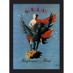 Guerlain Horse Print