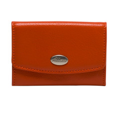Adele coin purse in orange