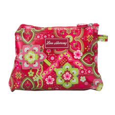 Small Cosmetic Bag in Zoe Print