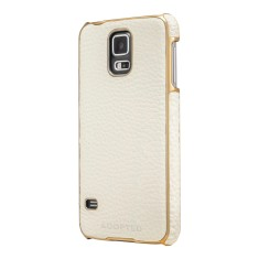 Adopted leather wrap case for Samsung Galaxy S5
