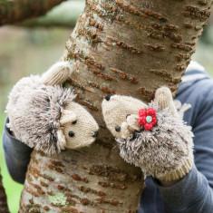 Hedgehugs Hugging Mittens
