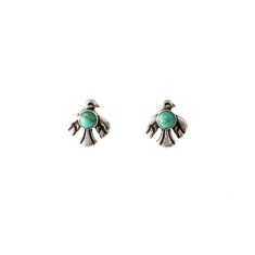Thunderbird Stud Earrings