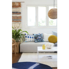 Santorini Shores Cushion