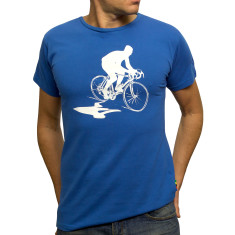 The Rider summer men's cycling t-shirt